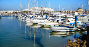 Vilamoura Marina Gearing up for summer
